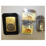 CAMEL LIGHTERS