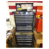 DOUBLE STACK CRAFTSMAN TOOL CHEST
