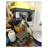 RYOBI COUNTER TOP DRILL PRESS