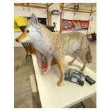 FOX PRO CALL AND COYOTE DECOY