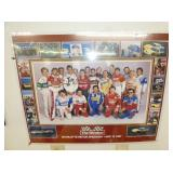 CHARLOTTE MOTOR SPEEDWAY POSTER