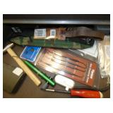 GUN CLEANING KITS,SUPPLIES