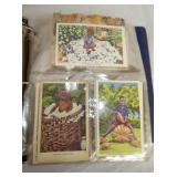 COLLECTION BLACK AMERICANA POSTCARDS