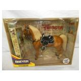 OLD STOCK TRIGGER BREYER HORSE W/ ORIG. BOX