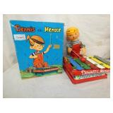DENNIS THE MENACE BATTERY OP TOY