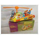TOM & JERRY BATTERY OP HELICOPTER