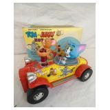 MT TOM & JERRY HOT ROD COMIC CAR