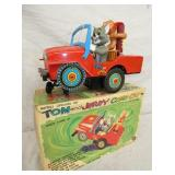 TOM & JERRY JEEP COMIC CAR BY MT