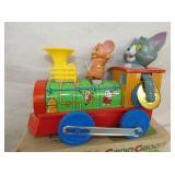 VIEW 2 TOM & JERRY TRAIN W/BOX