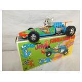 TOM & JERRY RACE CAR