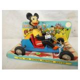 MARX MICKEY MOUSE FRICTION GO-MOBILE