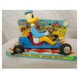 MARX DONALD DUCK FRICTION GO-MOBILE