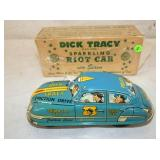 VIEW 2 MARX DICK TRACY W/ORG. BOX