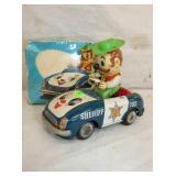 SHERIFF 703 FRICTION CAR