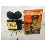 VIEW 2 MICKEY MOUSE NEWS REEL W/BOX