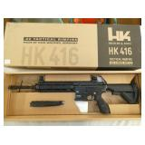 NIB WALTHER H&K 416D-22