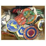 MILITARY & OTHER PATCHES