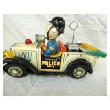 VIEW 2 POLICE NO. 5 CRAZY CAR