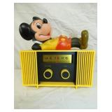 VIEW 2 MICKEY MOUSE RADIO