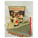 VIEW 2 CLOSE UP KNOCKOUT BOXING GAME