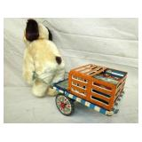 VIEW 2 DOG W/LUGGAGE CART BY ALPS