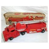 GMP ELEC. LADDER FIRE TRUCK