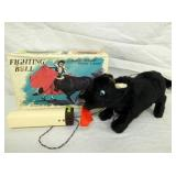 REMOTE CONTROL FIGHTING BULL W/OG. BOX