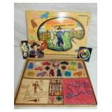 HOPALONG CASSIDY COLORING OUTFIT IN BOX