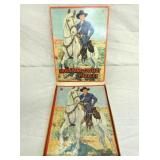 HOPALONG CASSIDY PUZZLE