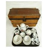 VIEW 2 CAMELTOP TRUNK/MINI TEASET
