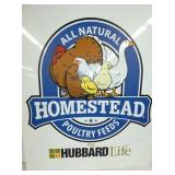 VIEW 2 HOMESTEAD HUBBARD LIFE POULTRY