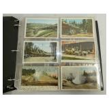 BOOK OF YELLOWSTONE PARK POSTCARDS