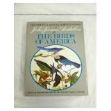 1966 BIRDS OF AMERICA WATERCOLOR BOOK