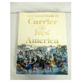 CURRIER & IVES AMERICA BOOK