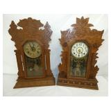 OAK KITCHEN CLOCKS