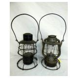 EARLY RR LANTERNS