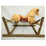 DAVY CROCKETT HOBBY HORSE