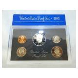 1983 US PROOF SET