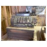 NATIONAL CASH REGISTER W/ 3 DRAWERS
