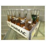 POMMAC CRATE W/ BOTTLES
