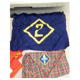 VARIOUS BOY SCOUT ITEMS