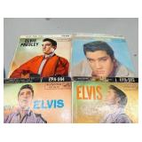COLECTION ELVIS RECORDS