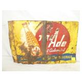 VIEW 2 OTHERSIDE 1951 TRU ADE SIGN