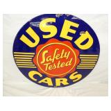 VIEW 2 PORC. SAFETY TESTED USED CARS