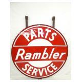 VIEW 3 OTHERSIDE PORC. RAMBLER DEALER SIGN
