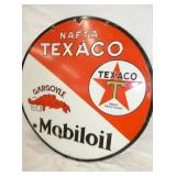 VIEW 4 CLOSE UP OTHERSIDE TEXACO NAFTA SIGN