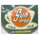VIEW 3 SUNDROP GOLDEN COLA SIGN