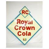51X54 ROYAL CROWN COLA DIAMOND SIGN