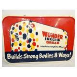 37X25 WONDER BREAD SIGN
