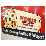 VIEW 2 CLOSE UP WONDER BREAD SIGN
